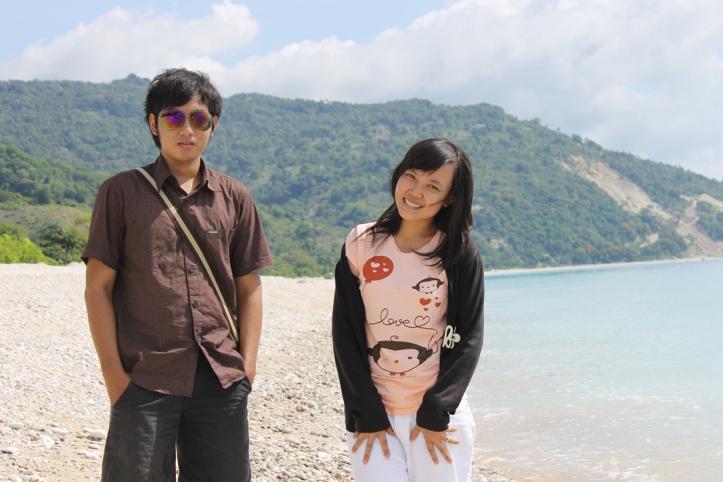 Barrabaa di Pantai Kolbano Kupang