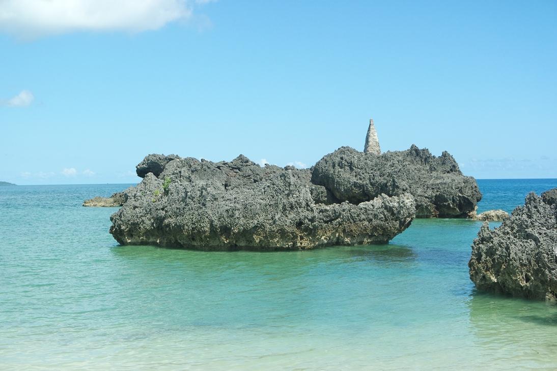 pantai bendera pulau rote
