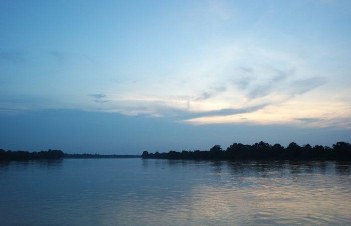 sungai batanghari muara bulian