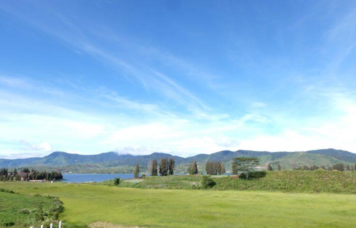 danau atas alahan panjang resort