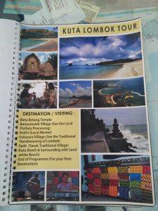 paket wisata keliling lombok dari pantai senggigi