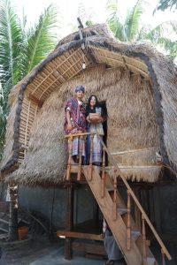 rumah lumbung desa sukarara