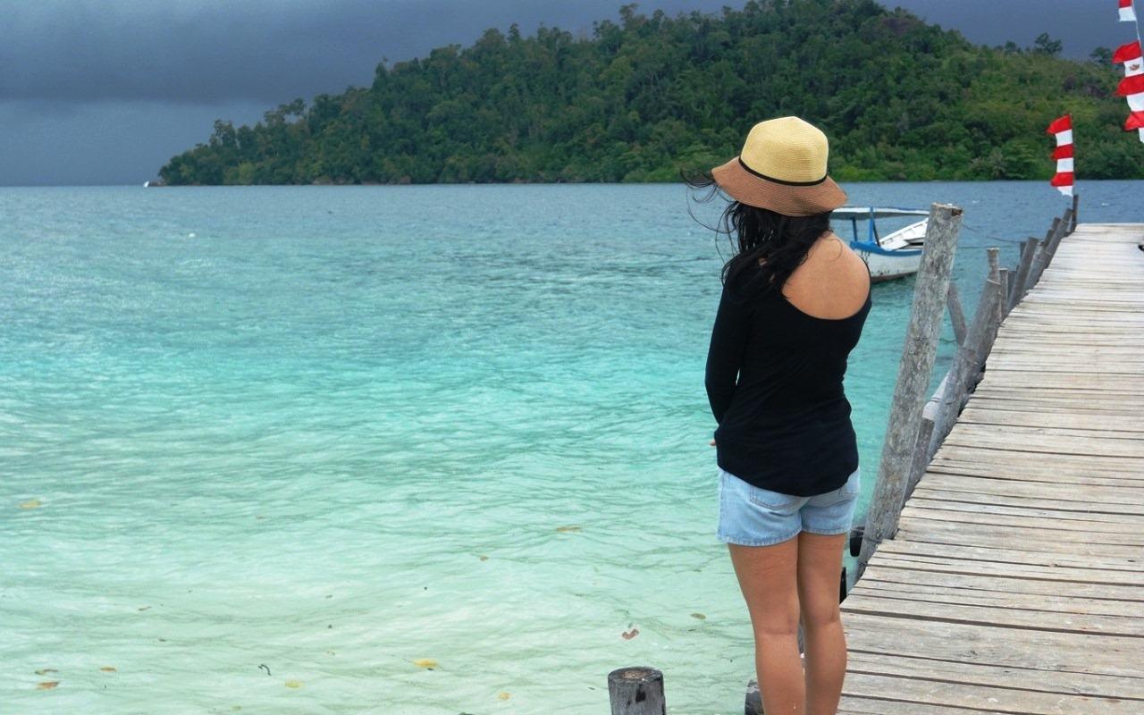 cantiknya pulau pamutusan