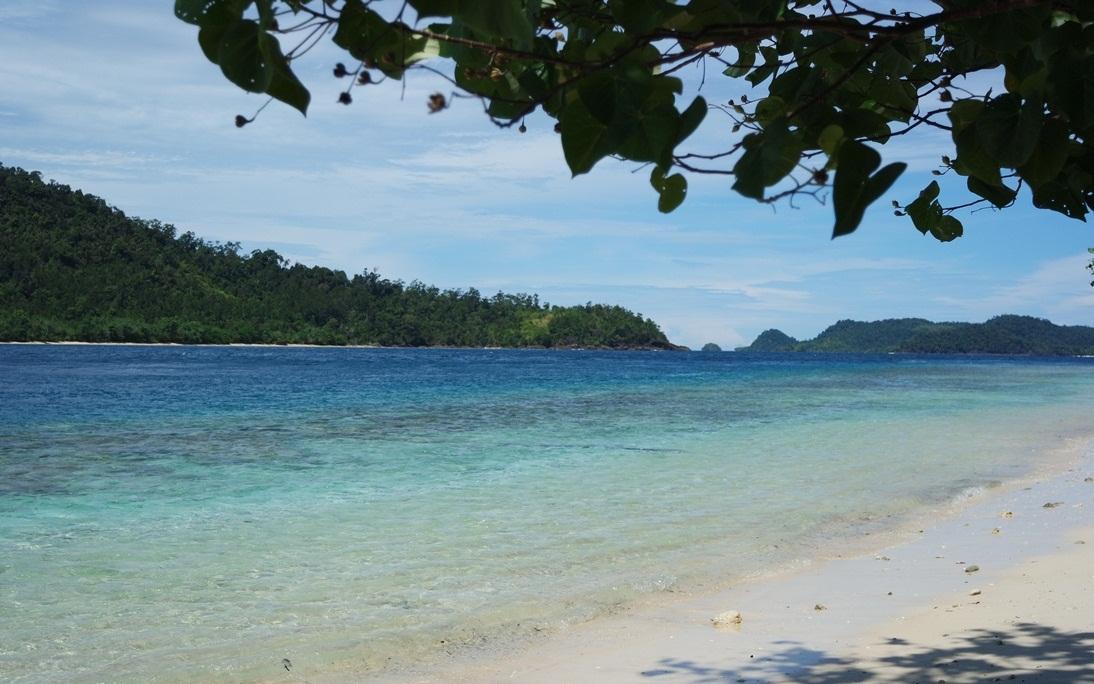 pagang beach
