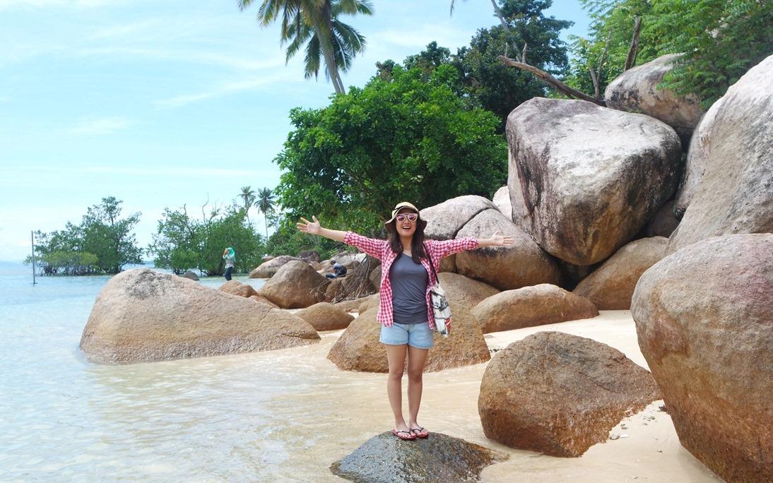 pantai batu kalang