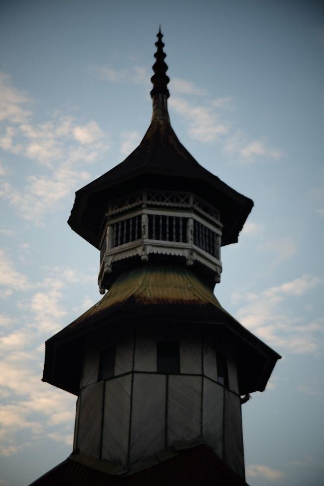 surau menara seribu rumah gadang