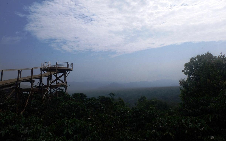 panorama puncak bangun rejo solsel