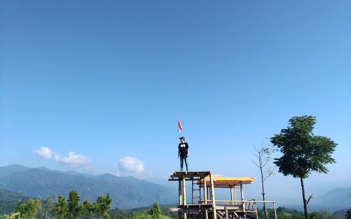 puncak pinang awan