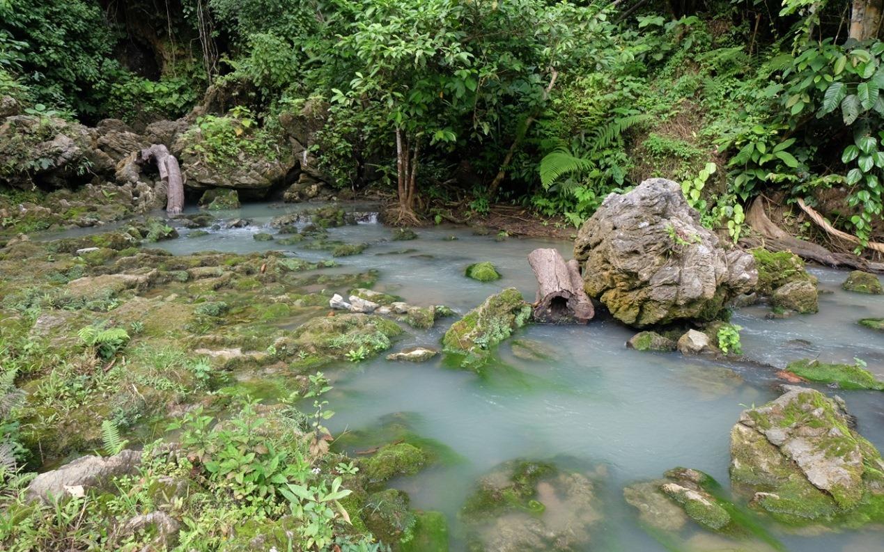 goa sungai suko wisata dharmasraya