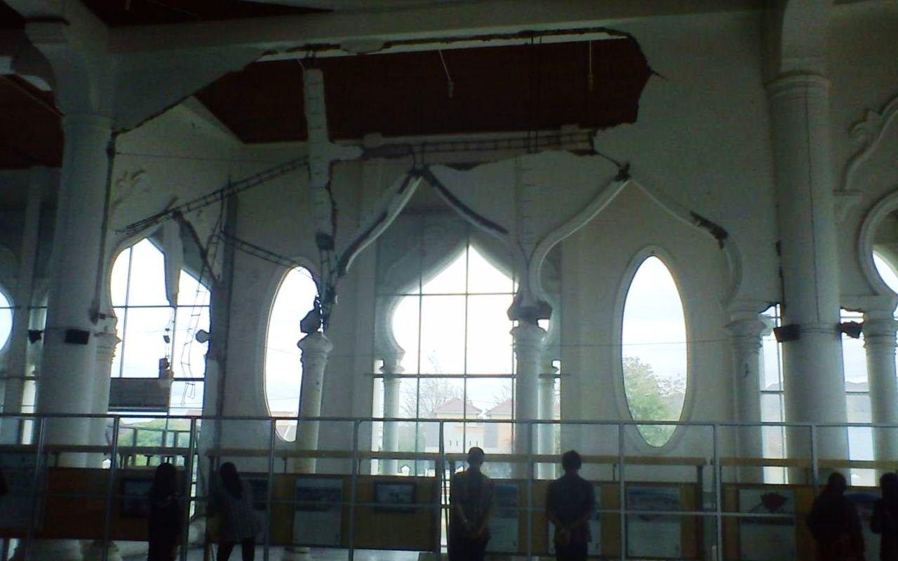 masjid rahmatullah tsunami aceh