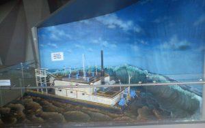 gambar museum tsunami aceh