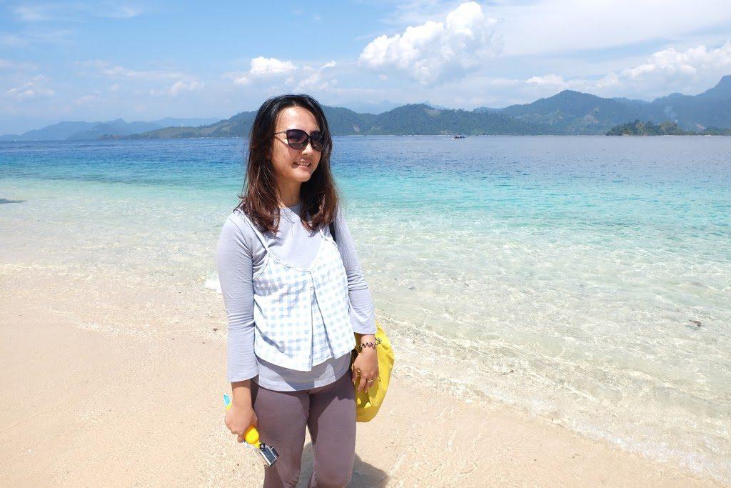 Di Pulau Sirandah