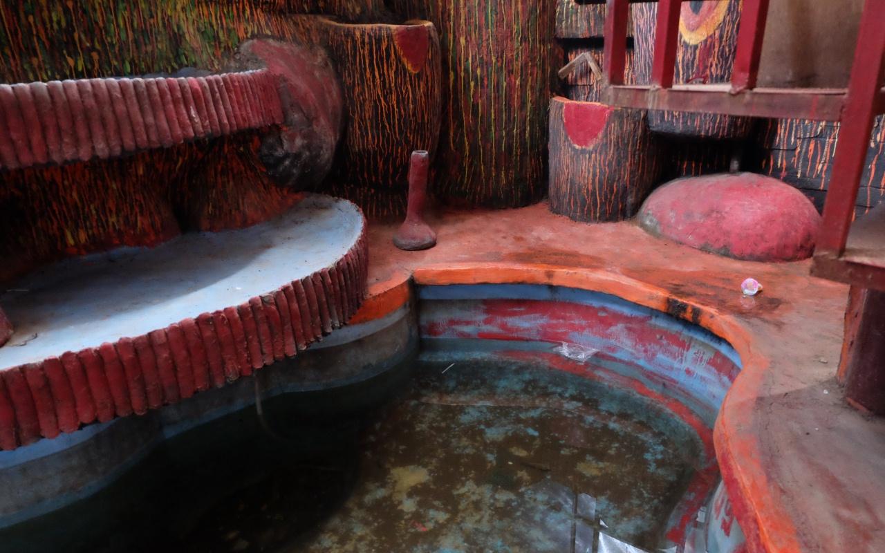 kolam ikan di Alquran AL Akbar