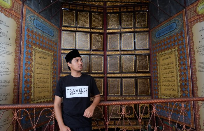 Alquran Raksasa Palembang