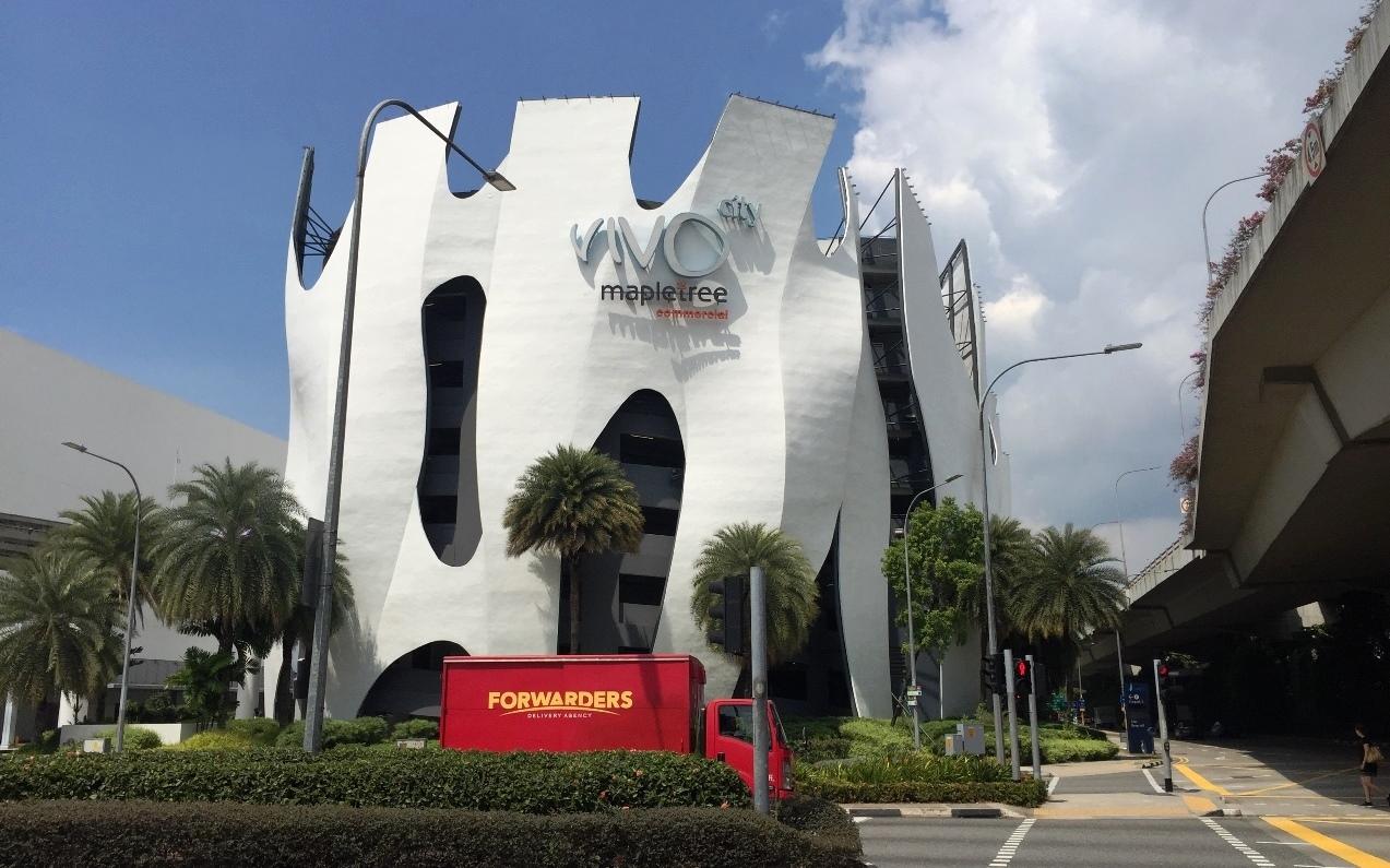 vivocity singapura