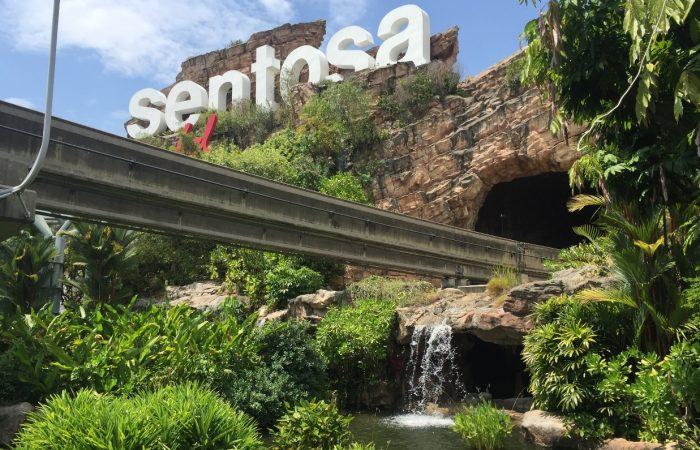 Universal Studio Sentosa Island