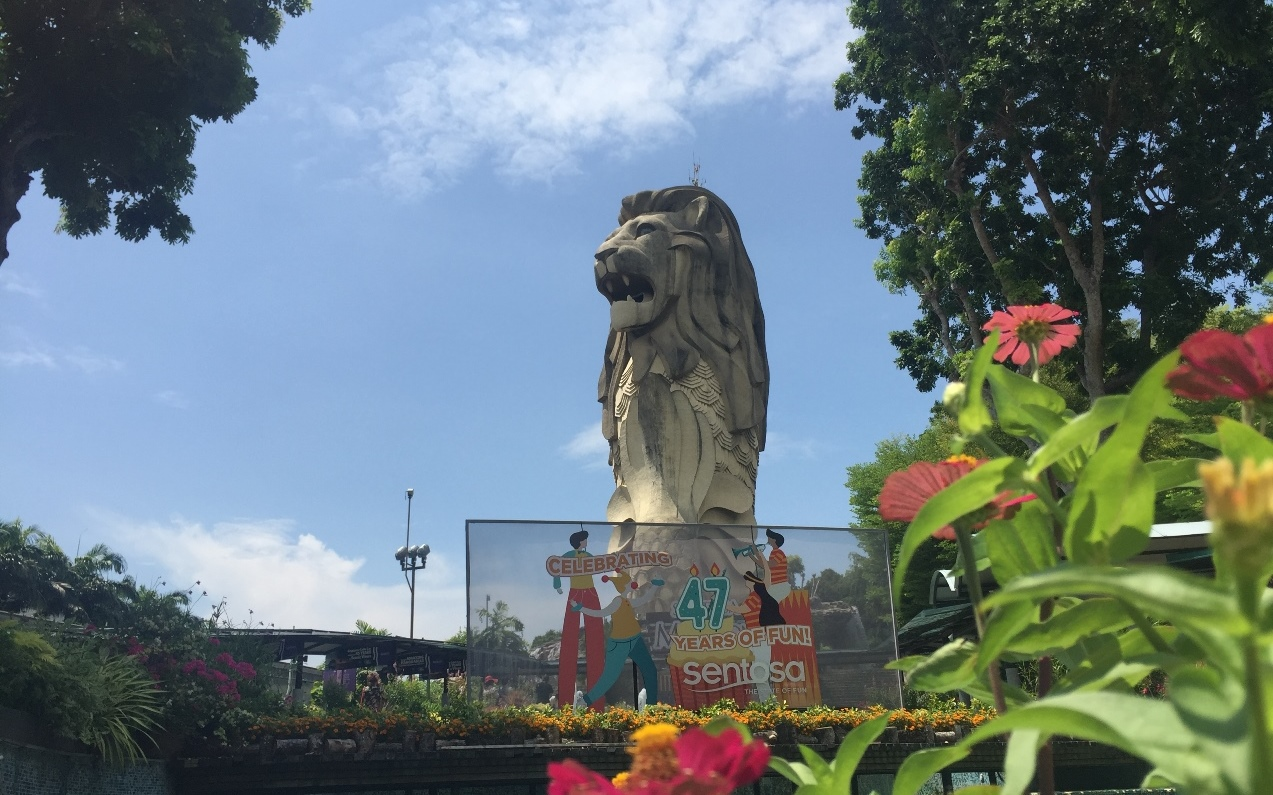 merlion universal studio