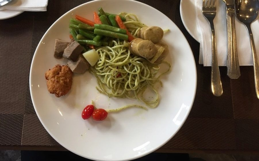 spagheti i hotel baloi
