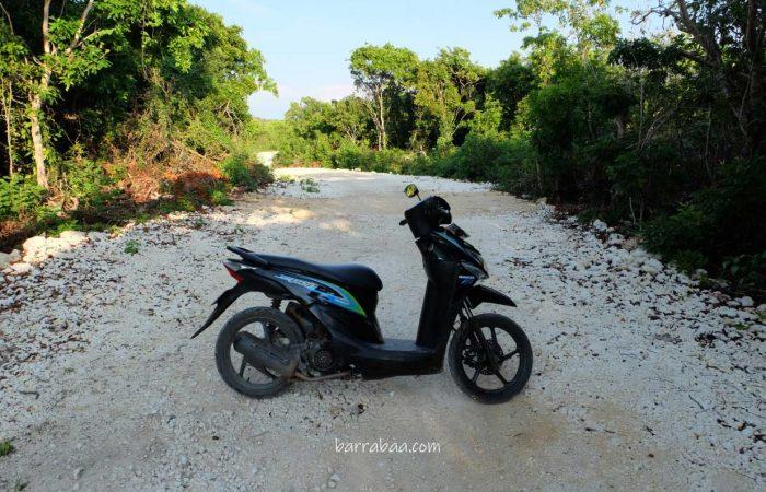 jelajah sulawesi naik motor