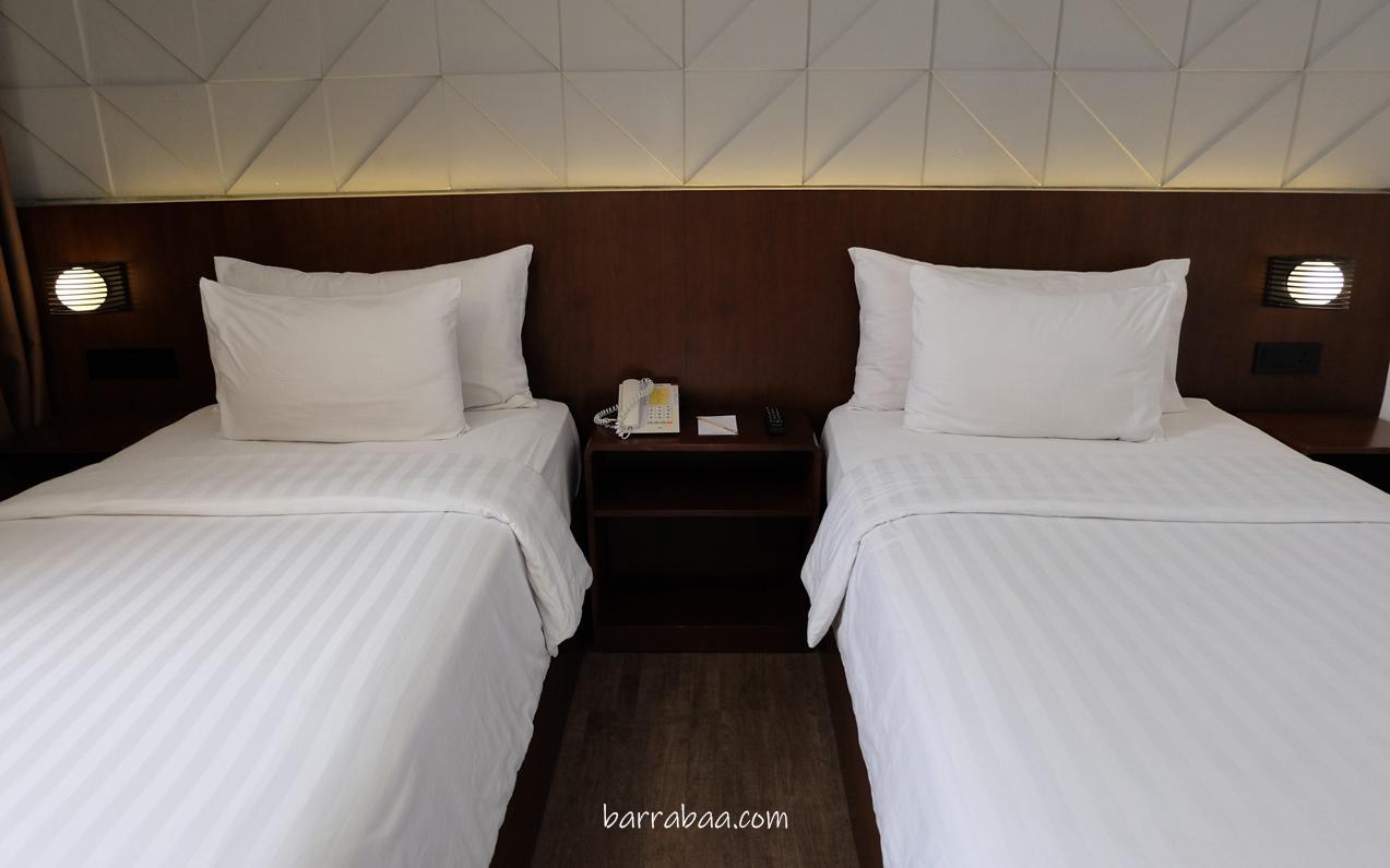 review hotel golden tulip pontianak