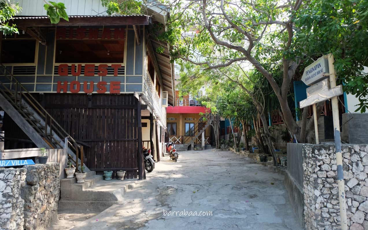 riswan guesthouse tanjung bira