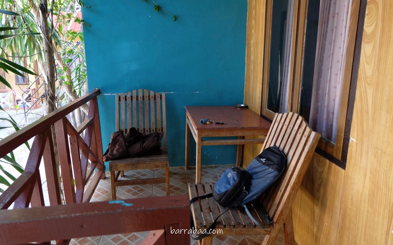bale-bale ridwan guesthouse bira