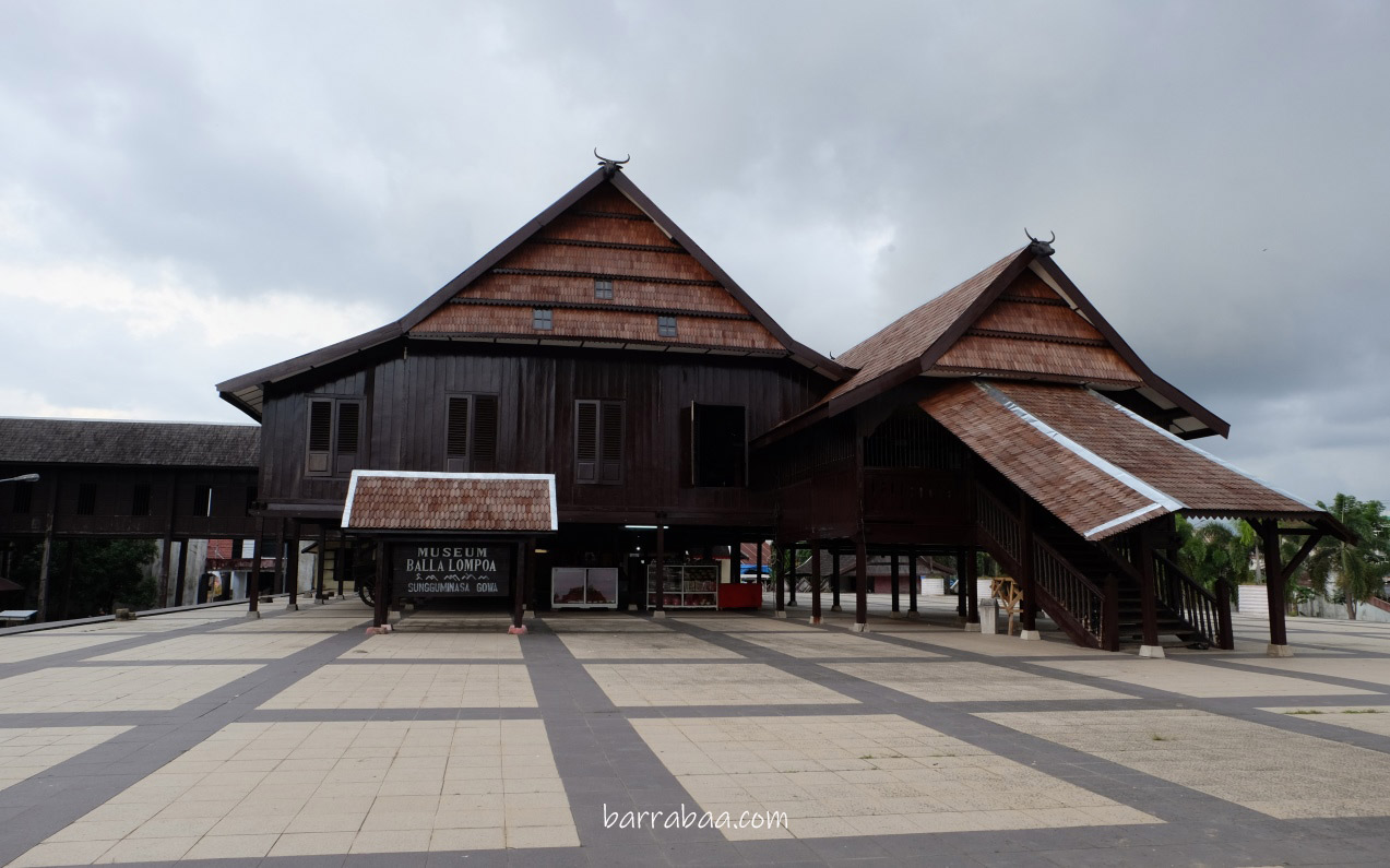 museum balla lompoa gowa
