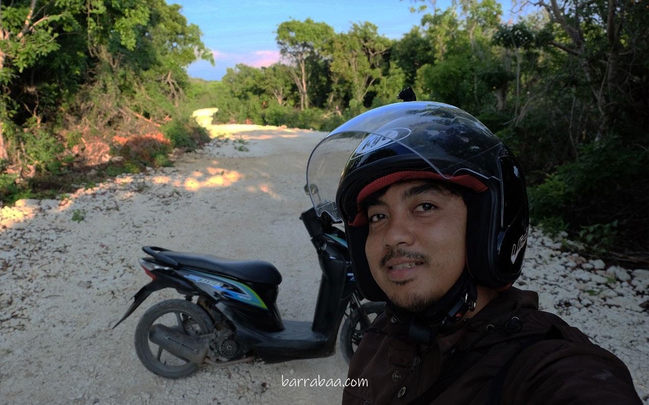 travel blogger Indonesia di tanjung bira