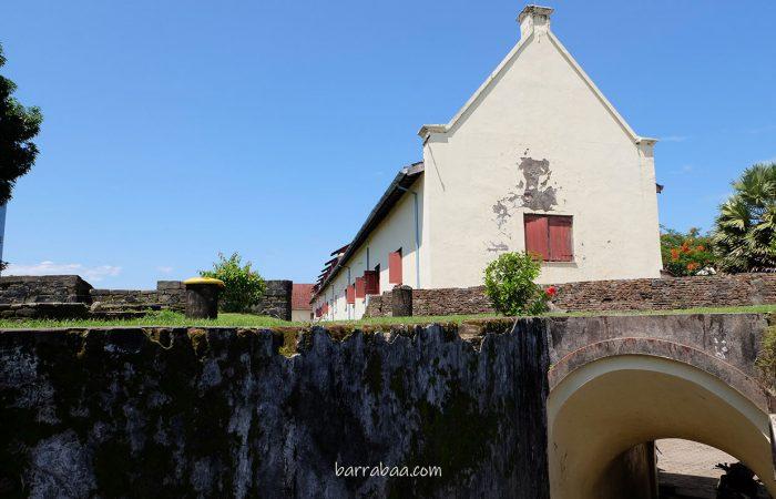 bastion amboina fort rotterdam