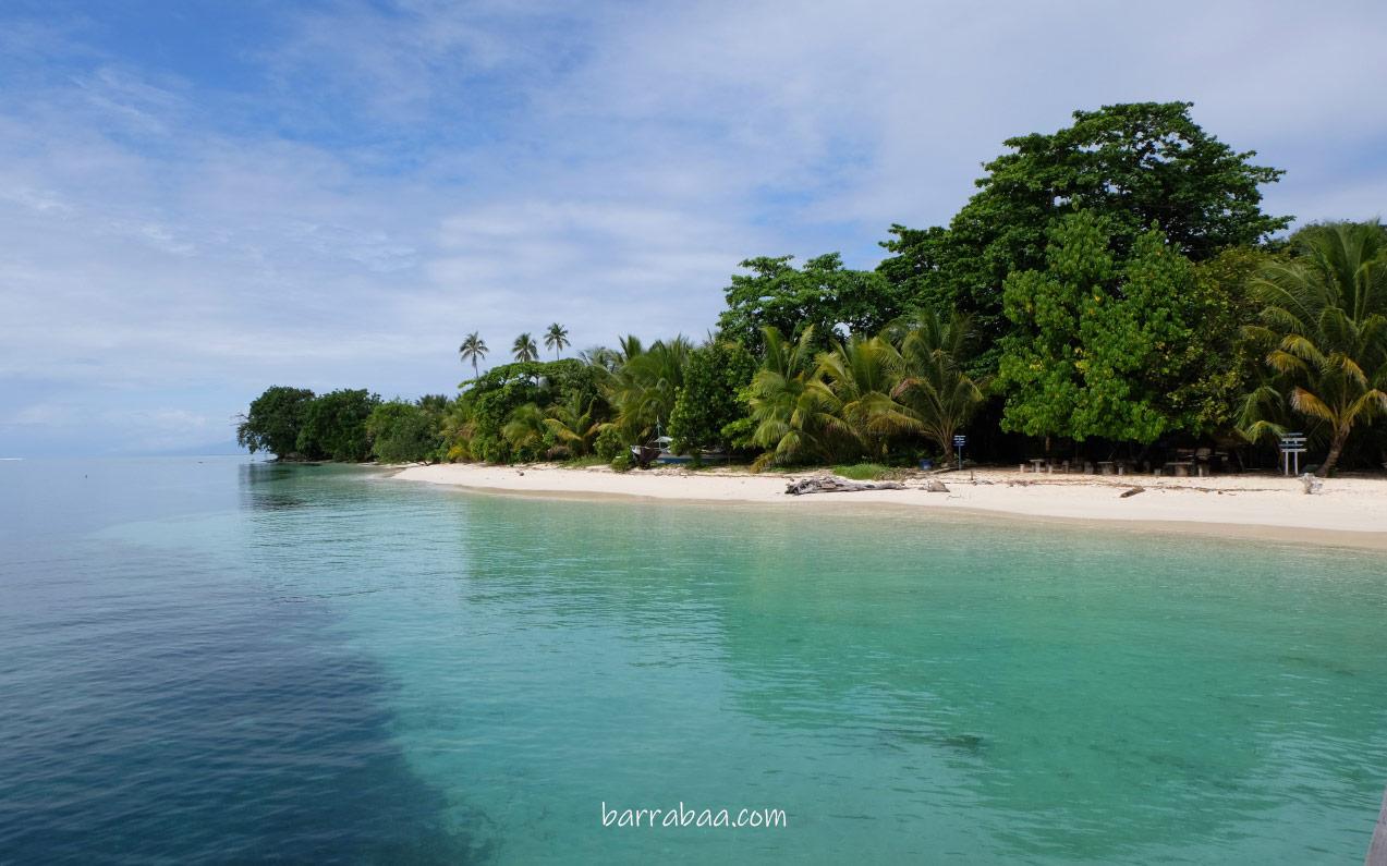 pulau kokoya morotai ternate