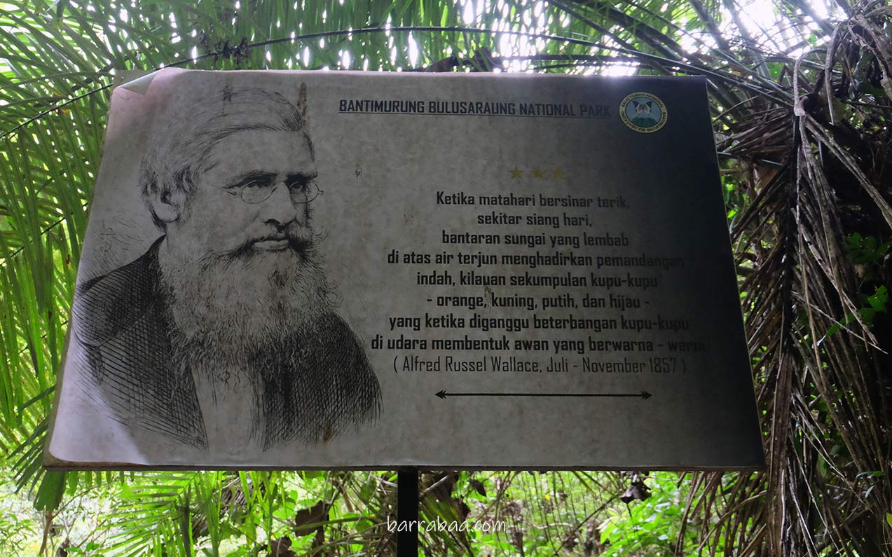 quote Alfred Russel Wallace